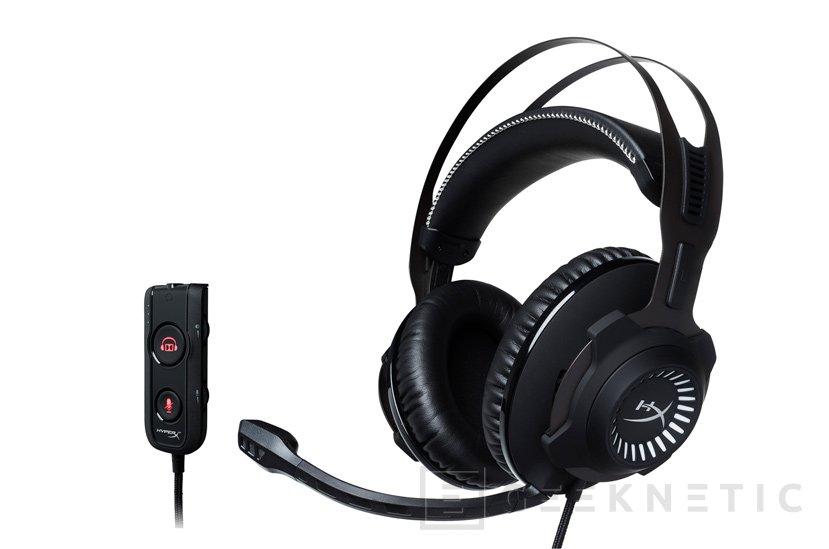 Los auriculares HyperX Cloud Revolver S incluyen Dolby Surround, Imagen 1