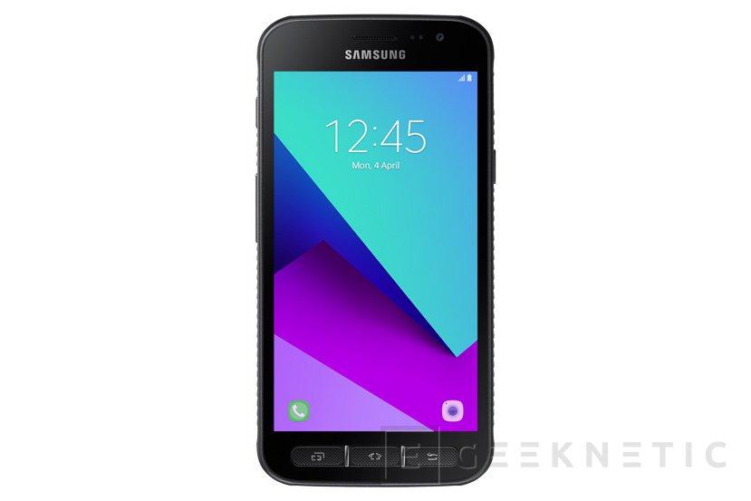 Galaxy Xcover 4, así es el último móvil resistente de Samsung, Imagen 1