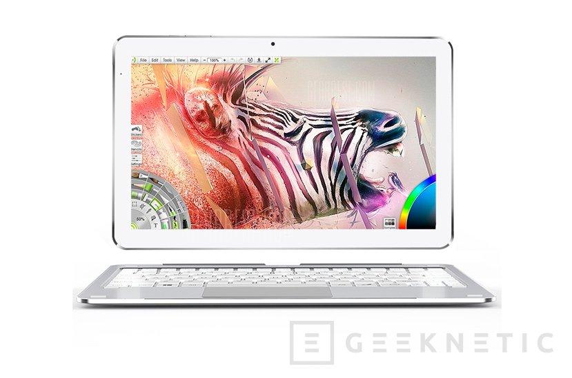 Tablet convertinle con Core M3 Kaby Lake por menos de 275 Euros, Imagen 1