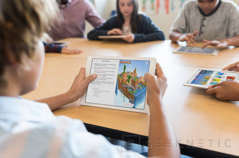 Apple presenta el iPad más económico hasta la fecha, Imagen 2