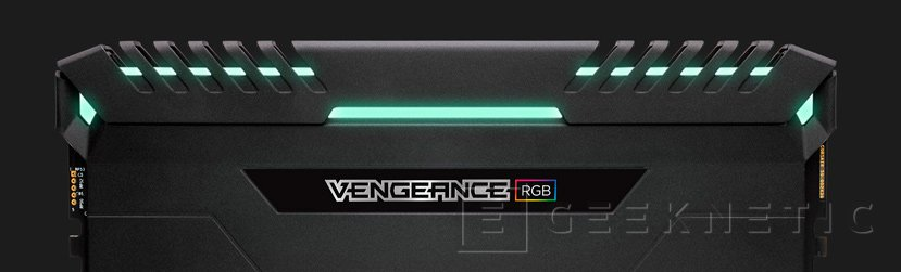 Las memorias DDR4 Corsair Vengeance ya disponibles con iluminación RGB, Imagen 2