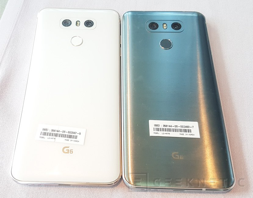 LG anuncia un G6+ con carga inalámbrica y una variante de 32 GB, Imagen 1