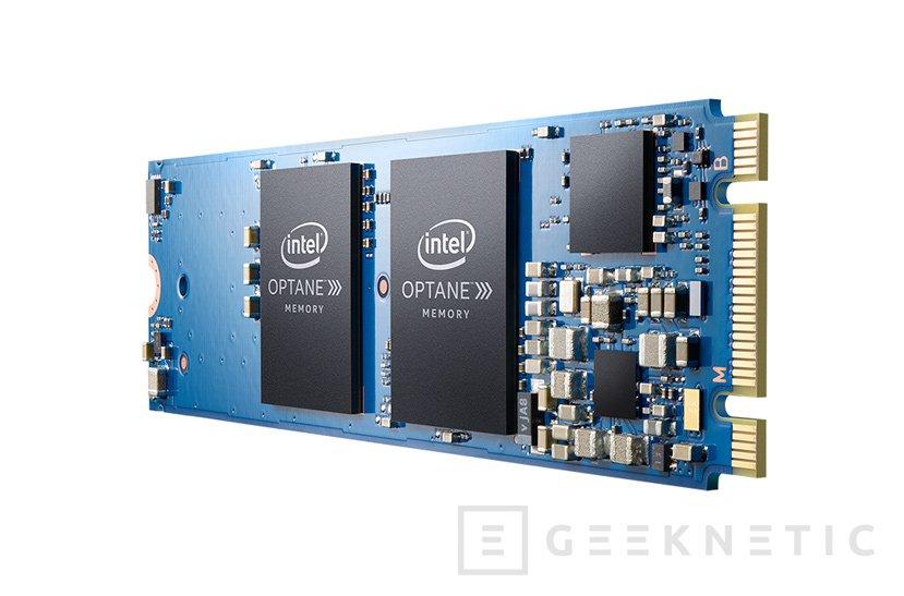 Llega la tecnología Intel Optane Memory para acelerar el acceso a los datos del PC, Imagen 1