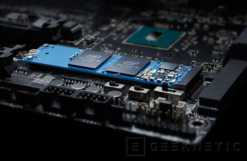 Llega la tecnología Intel Optane Memory para acelerar el acceso a los datos del PC, Imagen 2