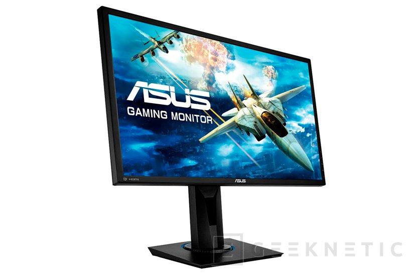 ASUS VG245Q, monitor gaming para la gama de entrada, Imagen 1