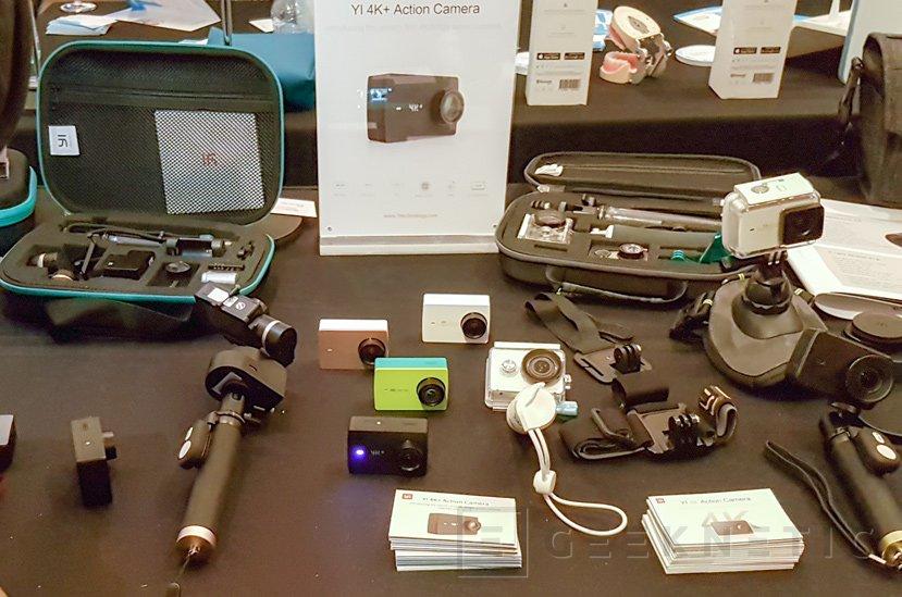 Llega a España la cámara de acción YI 4K+ con grabación 4K a 60 FPS, Imagen 2