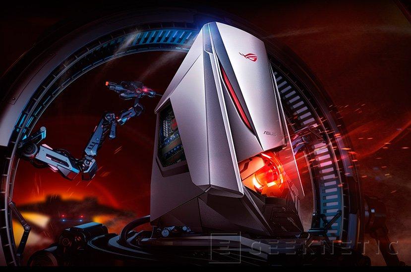 ASUS actualiza su ROG GT51 con Intel Kaby Lake, ya en España, Imagen 1