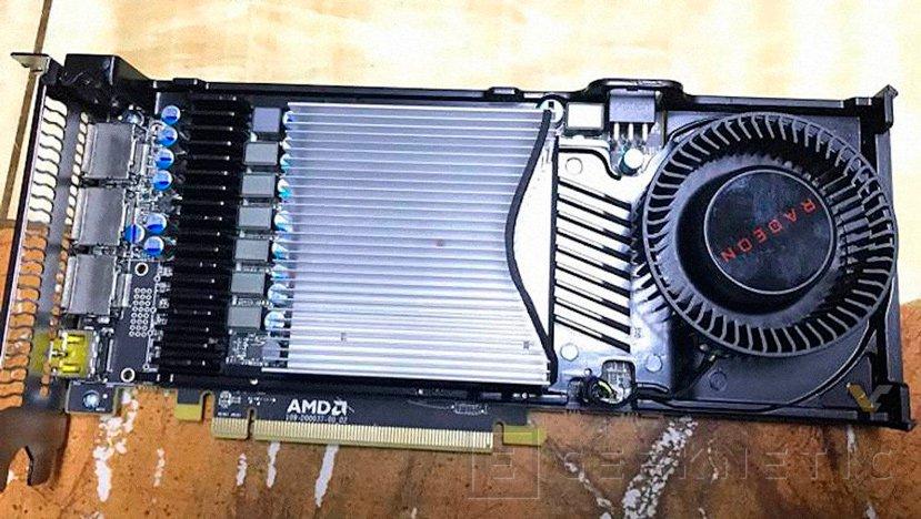 Primeras imágenes de las AMD Radeon RX 570 y RX 580 , Imagen 1
