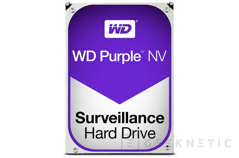 La gama de HDD para videovigilancia WD Purple ya alcanza los 10 TB, Imagen 1