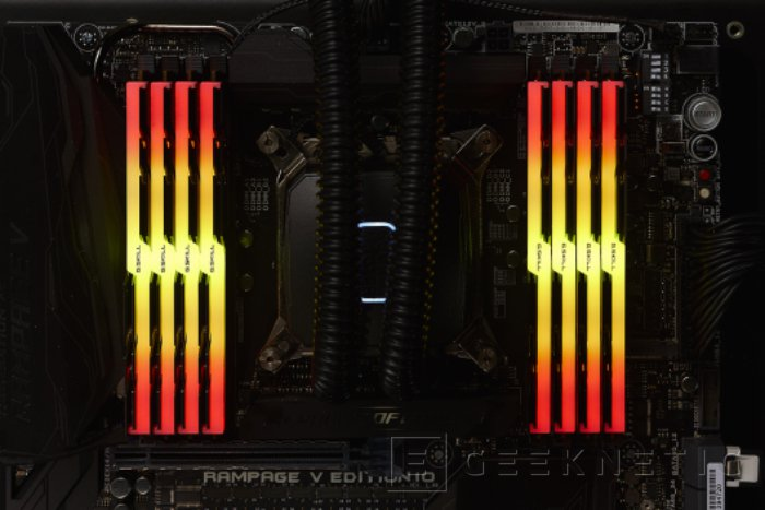 G.Skill añade un kit de 128 GB DDR4 a sus trident Z RGB, Imagen 1