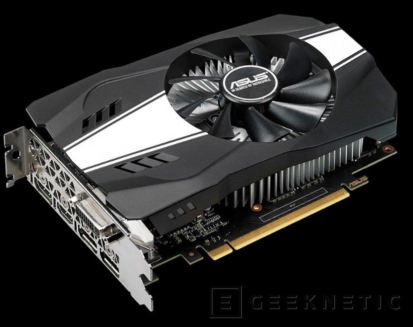 Formato compacto para la ASUS GTX 1060 3GB Phoenix , Imagen 1