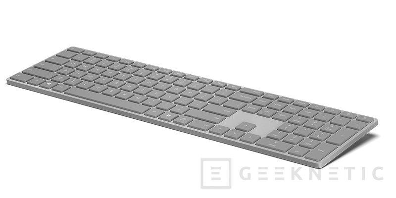Surface Mouse y Surface Keyboard de Microsoft llegan a España, Imagen 1