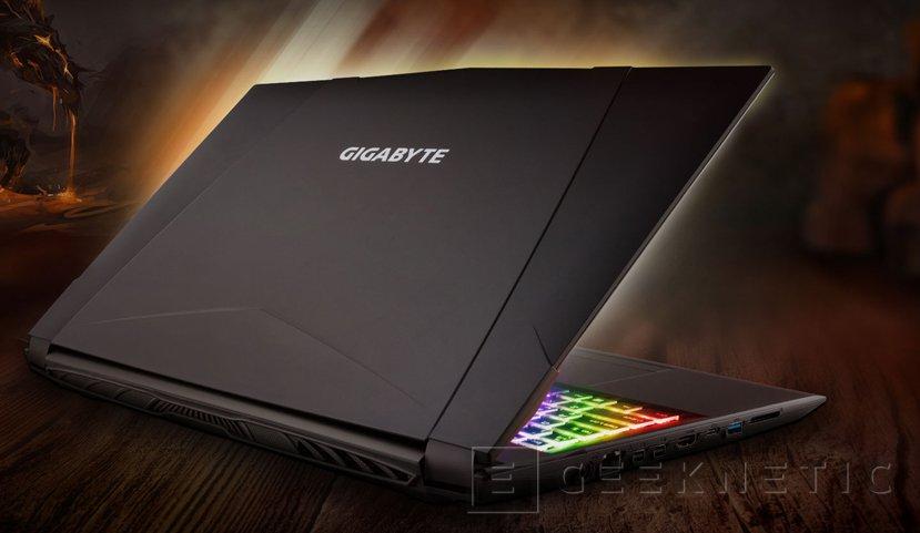 Llegan los portátiles gaming asequibles Gigabyte Sabre15, Imagen 1