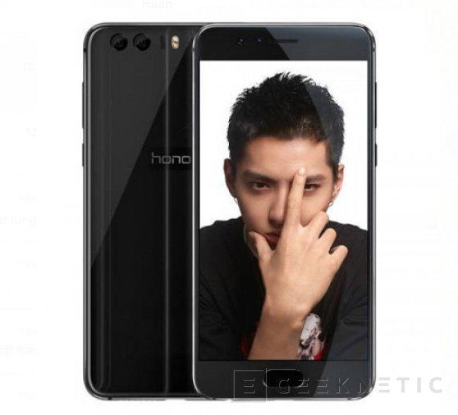 El nuevo smartphone de Honor no tendrá conector de auriculares según esta filtración, Imagen 1