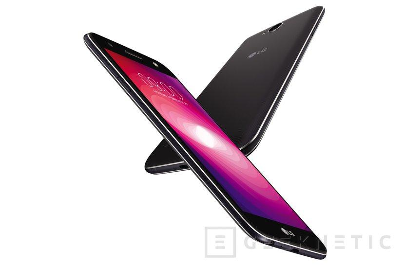 LG X Power 2, smartphone de entrada con 4.500 mAh de batería, Imagen 1