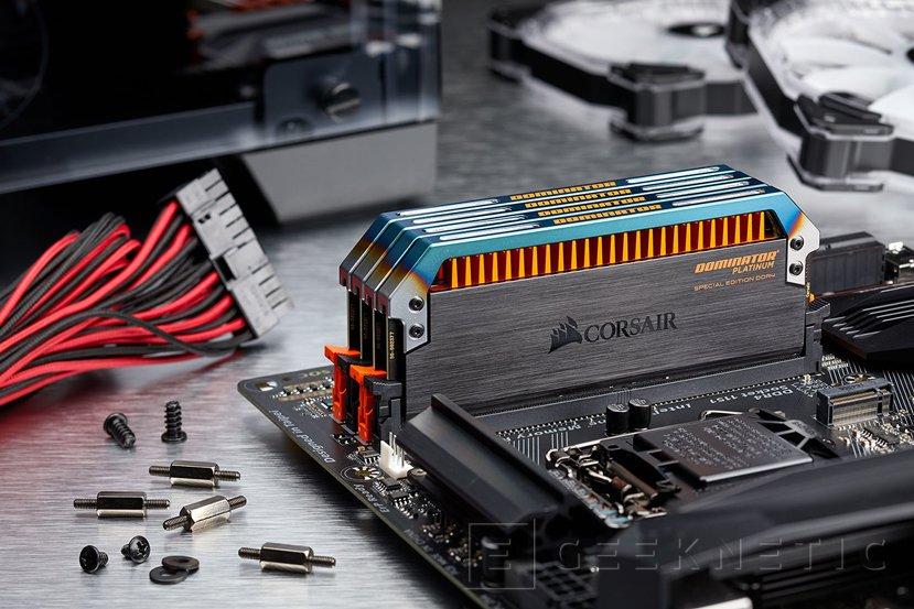 Memorias DDR4 Corsair Dominator Platinum Torque Edition, Imagen 1