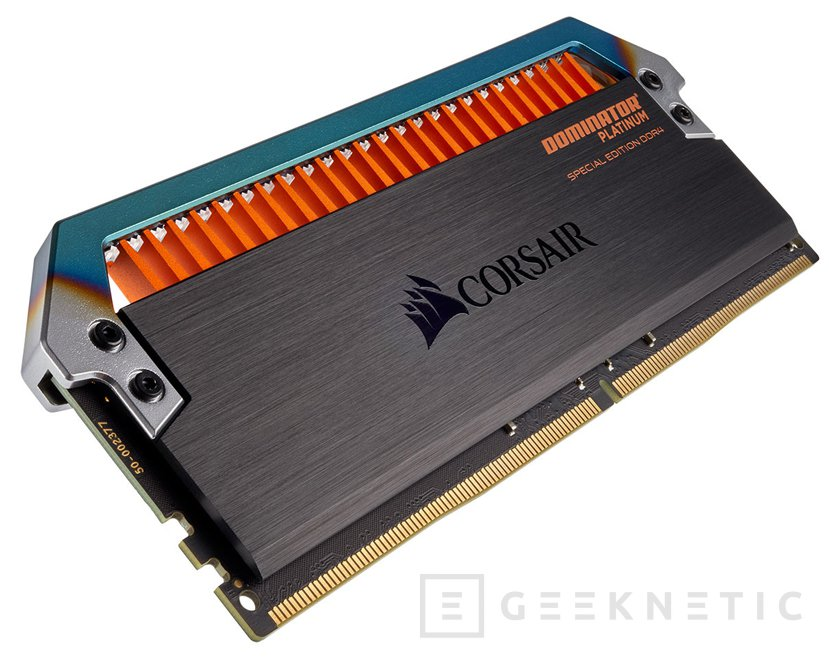 Memorias DDR4 Corsair Dominator Platinum Torque Edition, Imagen 2