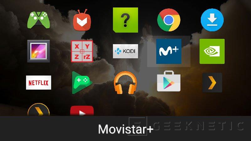 Android TV Movistar Plus Icono