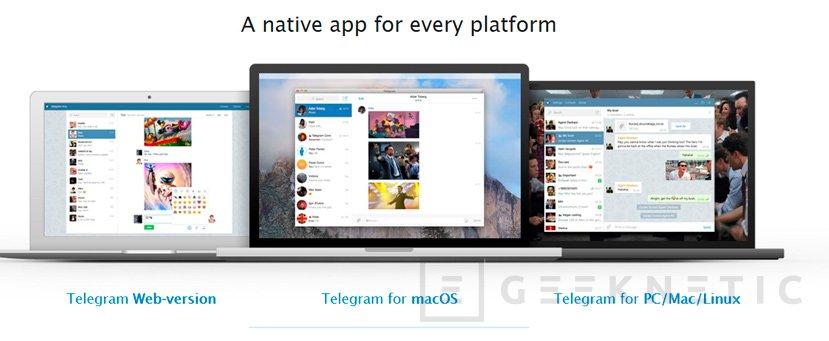 Telegram ya soporta llamadas desde PC, Imagen 1