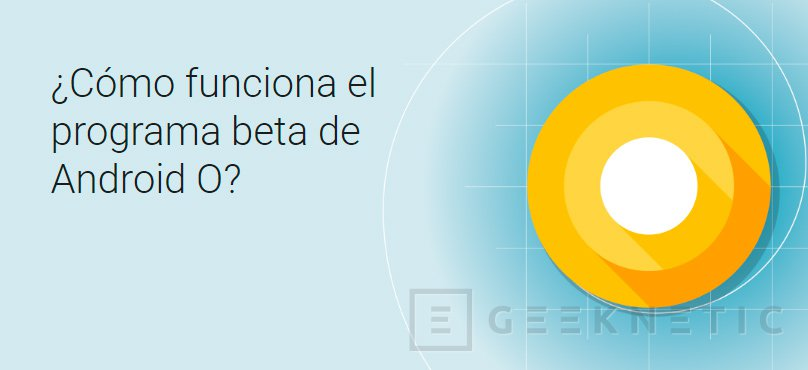 Android O ya disponible en beta, Imagen 1