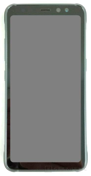 El Galaxy S8 active no tendrá pantalla curva, Imagen 1