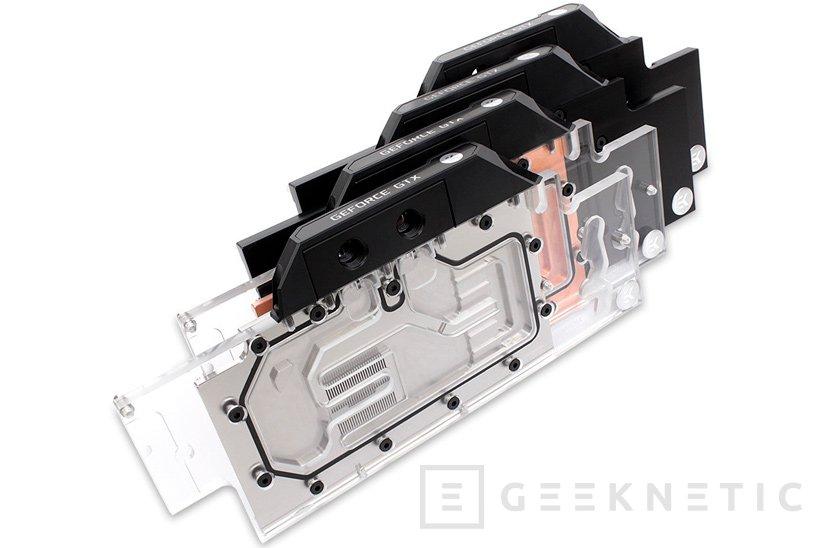 EK presenta sus bloques de refrigeración líquida para las GTX 1000 Founders Edition, Imagen 1