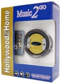 Controlador de audio Gaindward Hollywood Home Music2GO, Imagen 1