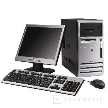 La gama de HP dx6050 con los últimos AMD Athlon XP, Imagen 2