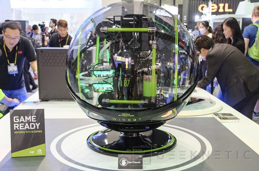WinBot, así es la torre robótica de In Win, Imagen 1