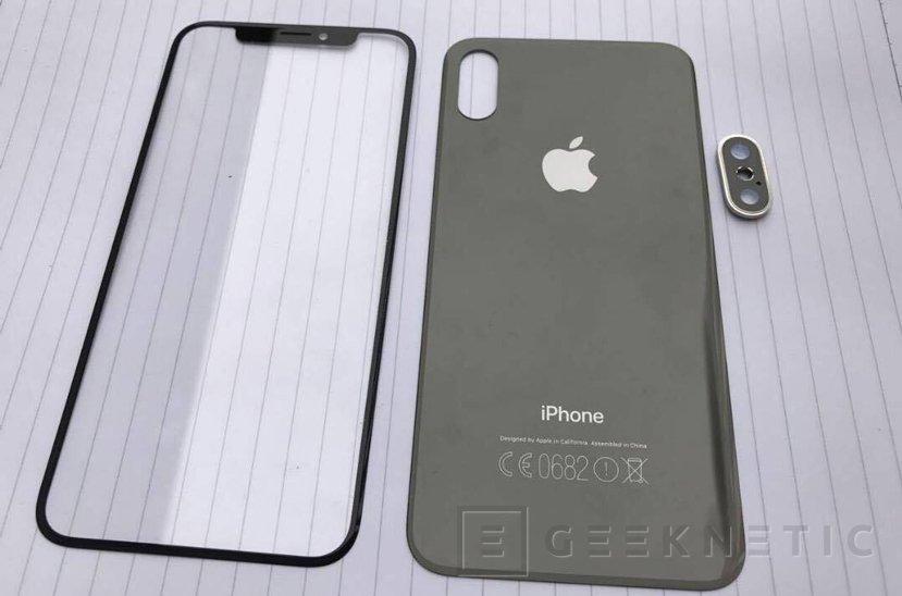 El iPhone 8 apenas tendrá marcos en el frontal, Imagen 2