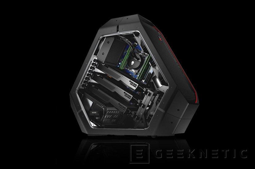 El Alienware Area 51 tendrá una versión con procesadores AMD Threadripper en julio, Imagen 1