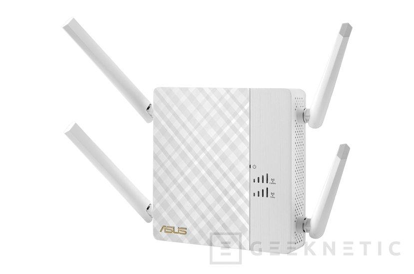 ASUS RP-AC87, repetidor inalámbrico con WiFi 802.11ac de 2.600 Mbps, Imagen 1