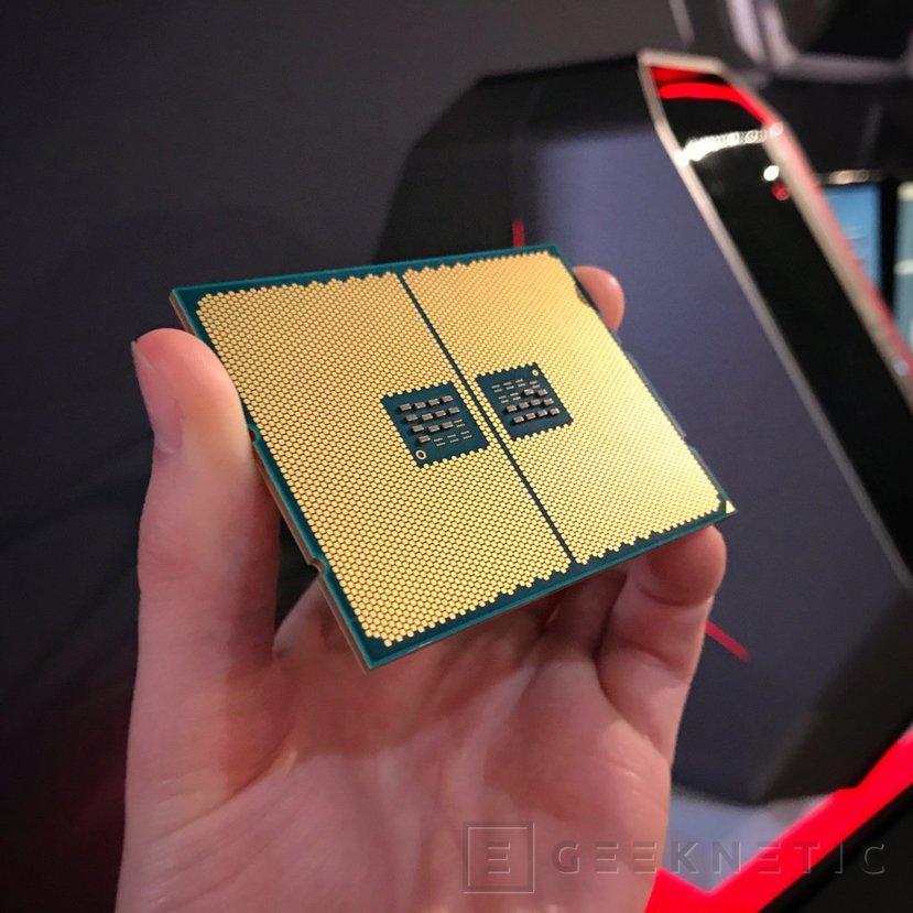 Así luce un procesador AMD Threadripper con sus 4.094 contactos, Imagen 1