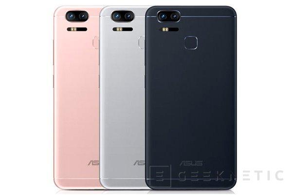 El ASUS Zenfone Zoom S llega a España por 469 Euros, Imagen 2