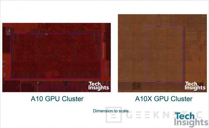El SoC Apple A10X está fabricado por TSMC a 10 nanómetros, Imagen 1