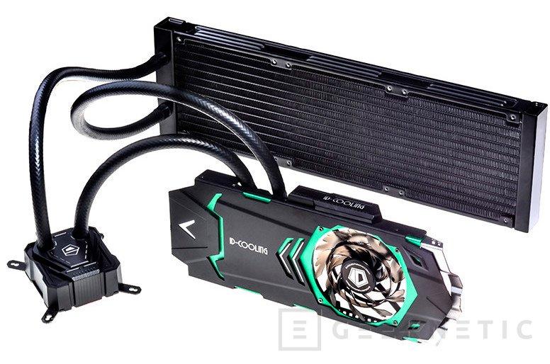 Así es la refrigeración líquida AiO con radiador triple para CPU y GPU de ID-Cooling, Imagen 1