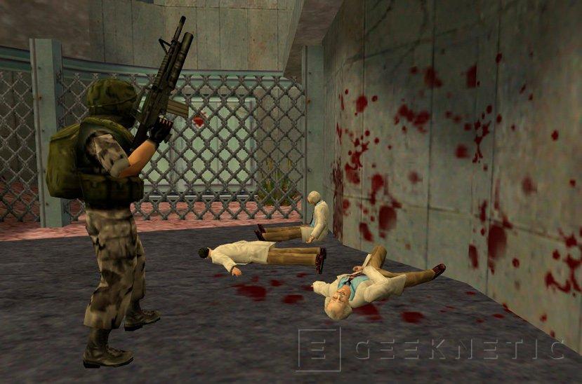 Valve actualiza Half-Life casi 20 años después de su lanzamiento, Imagen 1
