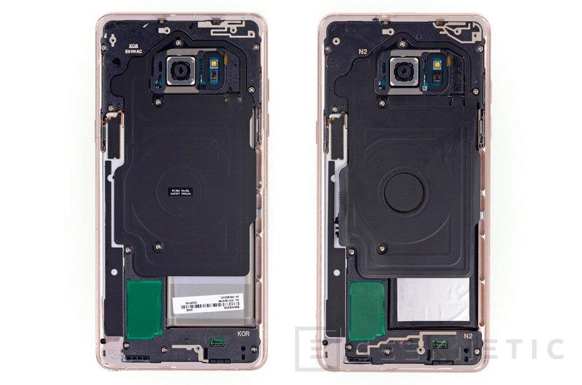Los Galaxy Note 7 reacondicionados vienen con una batería más pequeña, Imagen 1