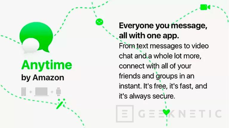 Amazon trabaja en su propio servicio de mensajería instantánea, Imagen 1