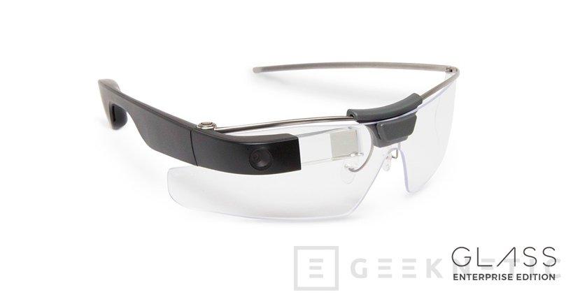 """Las Google Glass """"Enterprise"""" filtradas en 2015 llegan ahora al mercado por 2.500 Euros, Imagen 1"""