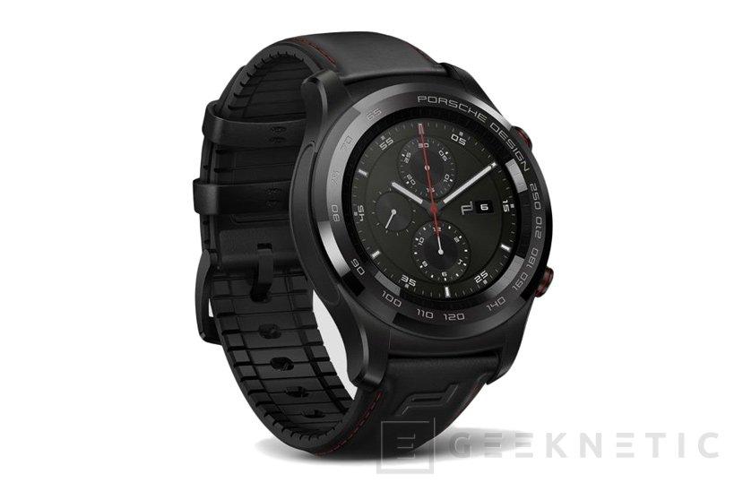 Llega a Europa el Huawei Watch 2 Porsche Design por 800 Euros, Imagen 1