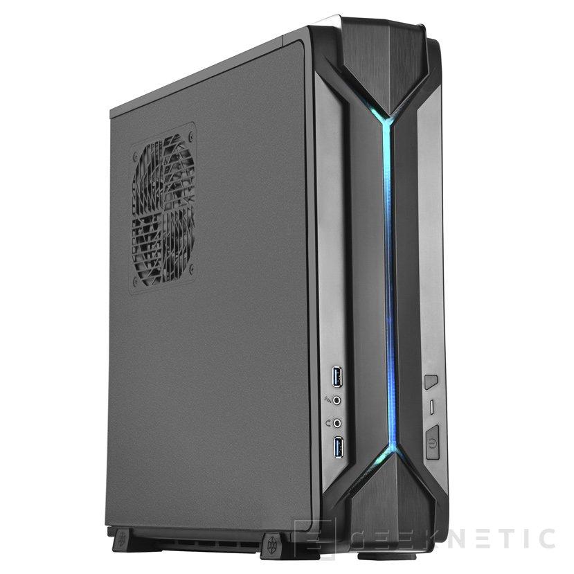Silverstone RVZ03, una caja mini-ITX con capacidad para gráficas de 33 cm, Imagen 1