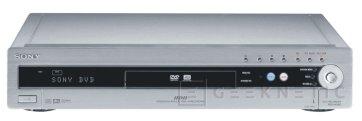 RDR-HX900 de Sony graba en DVDs a partir de TV e incluye un disco duro de 160 Gb, Imagen 1