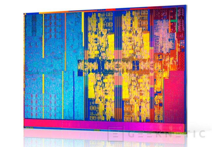 Así es el diseño del Die de los nuevos Intel Coffee Lake de 6 núcleos, Imagen 1