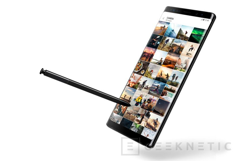Llega a España el Samsung Galaxy Note 8, Imagen 1