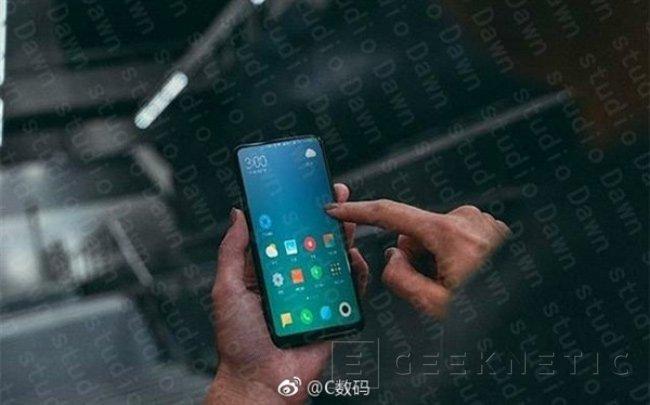 Filtradas las primeras imágenes del Xiaomi Mi Mix 2, Imagen 1