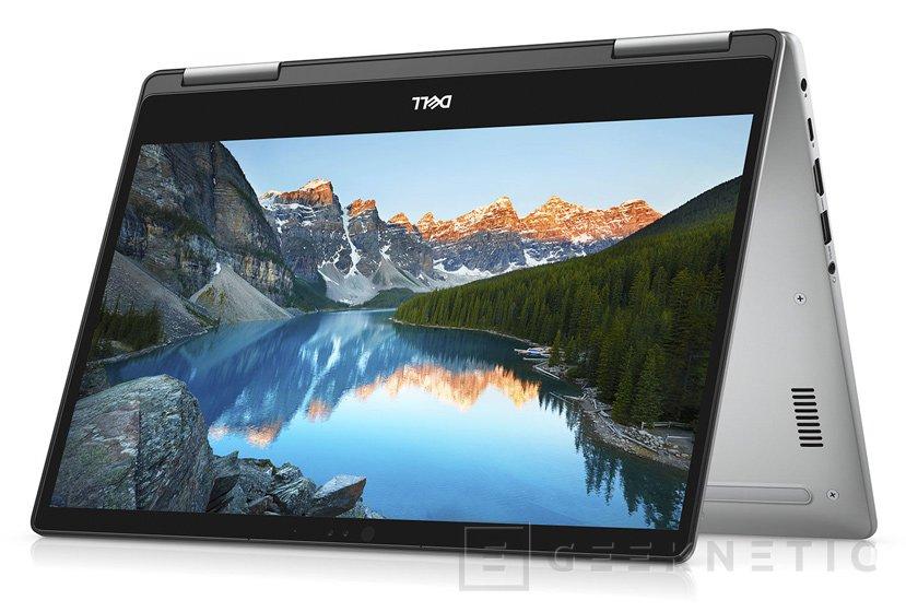 Anunciados los portátiles convertibles Dell Inspiron 7000 con tamaños de 13 y 15 pulgadas, Imagen 1