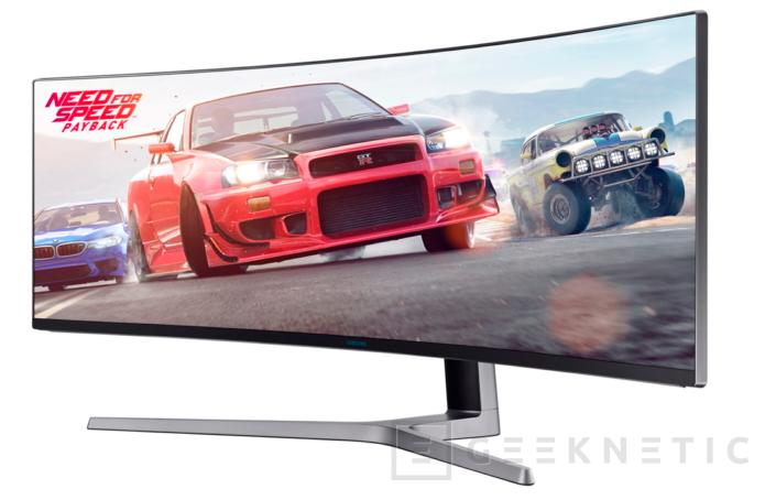 Samsung lanza el primer monitor gaming HDR QLED del mundo, Imagen 2