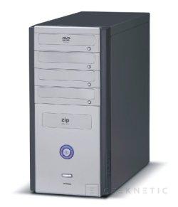 Vintage es una caja preparada para cualquier placa ATX y Mini-ATX, Imagen 1
