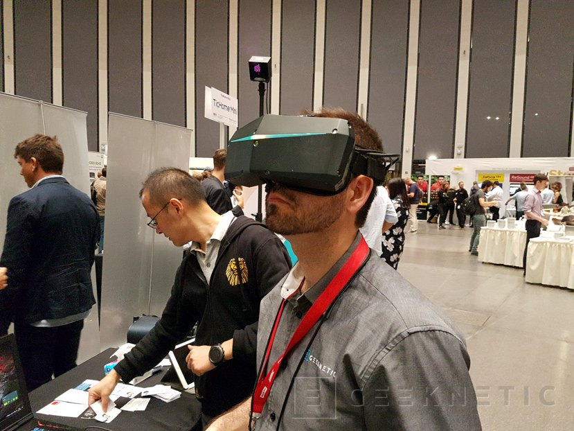 Adiós a los píxeles con las gafas de realidad virtual Pimax 8K VR, Imagen 2